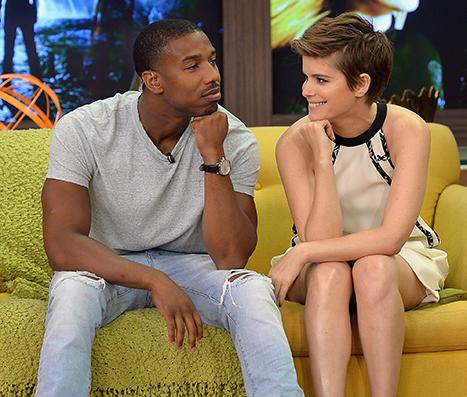 Jordan and Mara