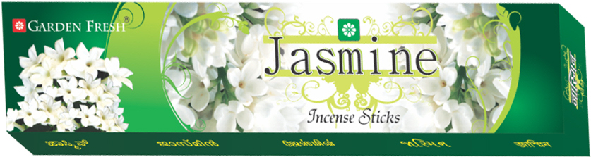 Jasmine - Jasmine has been widely used for its fragrance, medicinal, decorative and religious purposes. Experience the freshness of Jasmine flowers in this all new exciting flowery fragrance.Net weight: 20 grams