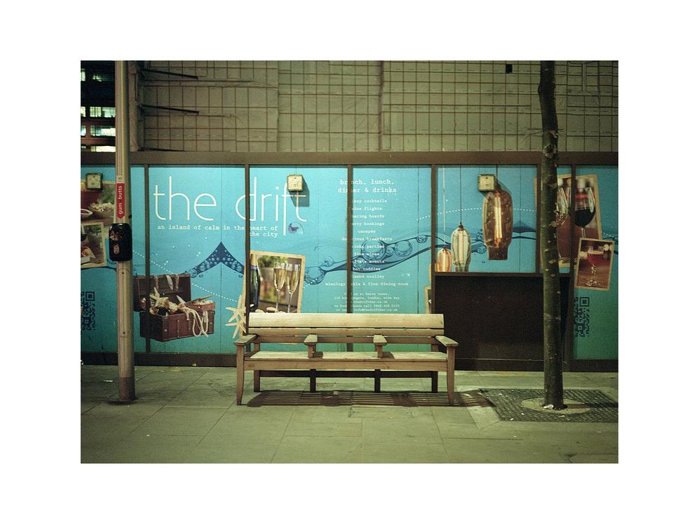 Bench. London
