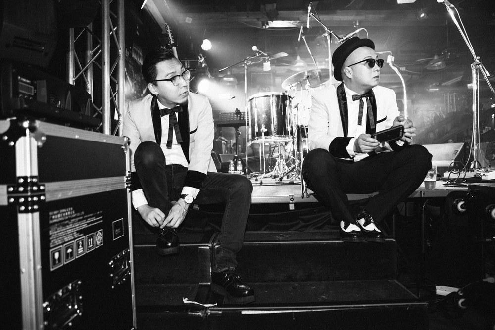 The Boogie Playboys. Dirty Boogie Rockabilly Festival. 2015