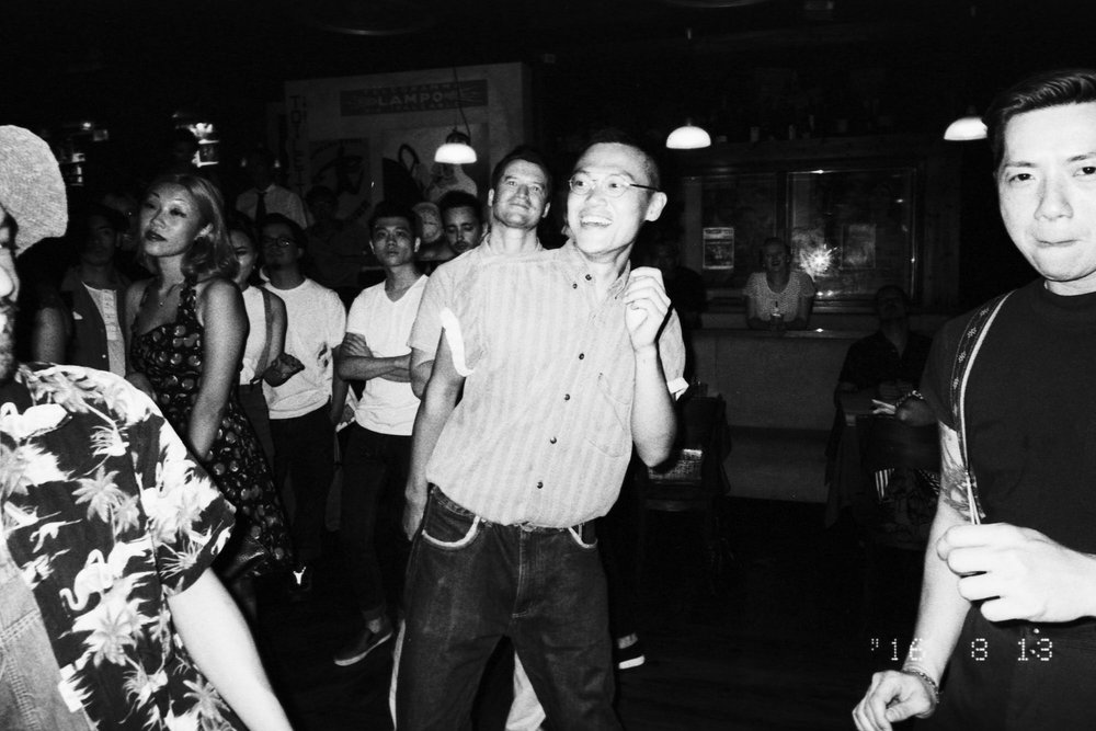 Rockabilly Swing and Dance. Hong Kong. 2016
