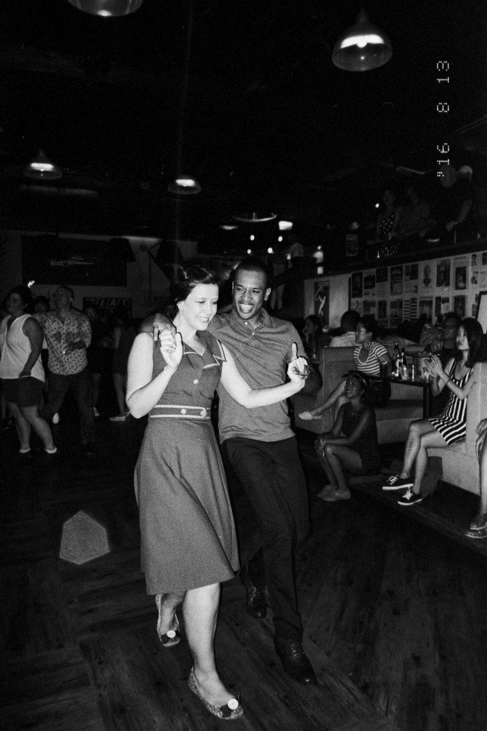 Rockabilly Swing and Dance. Hong Kong. 2016