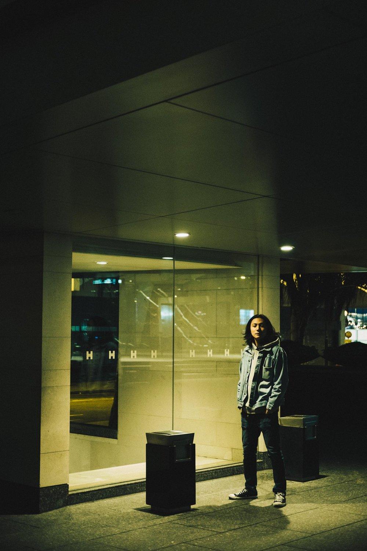 Jonathan Yang. Hong Kong
