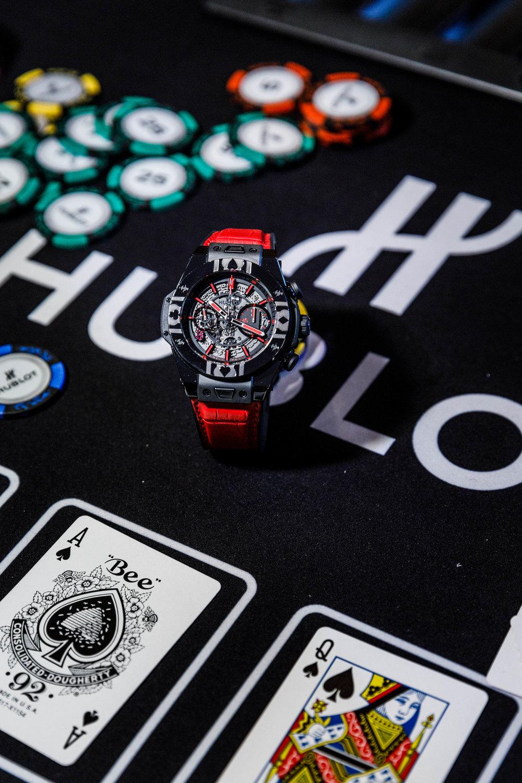 Hublot. WPT Poker Event.