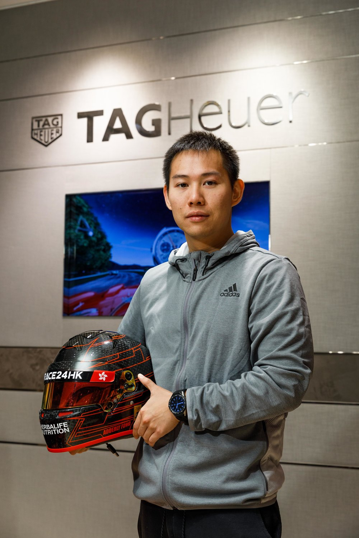 TAG Heuer. Dubai 24 Hours Race. Adderly Fong. Phoenix Racing Asia.