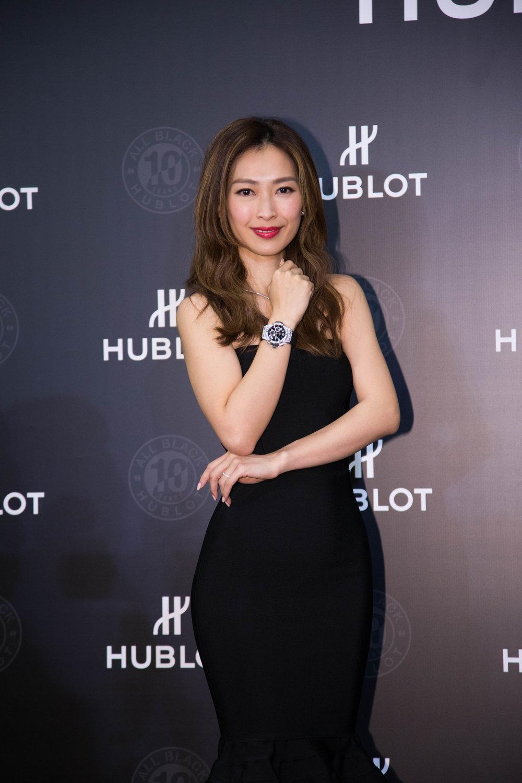 Hublot Event. Sarah Sung