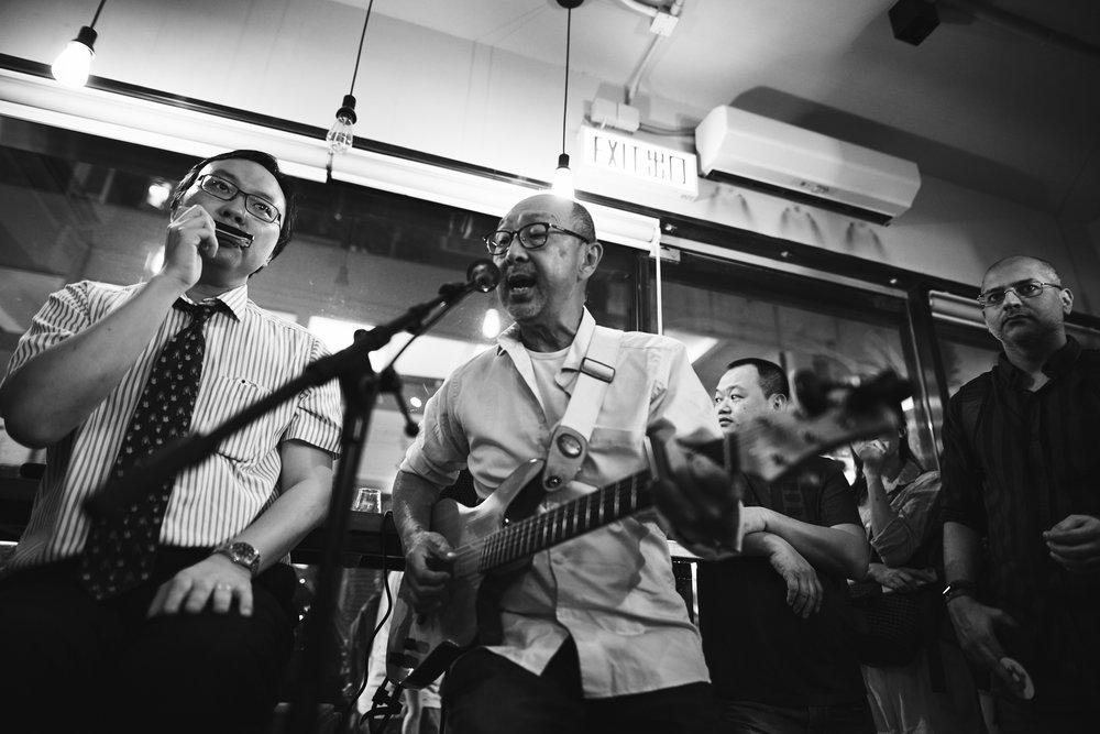 'Spoonful of Blues'. Gloomy Island Blues Festival. Hong Kong. 2018