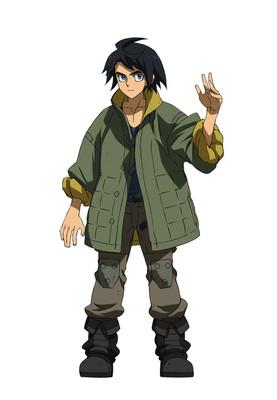 Kengo Kawanishias Mikazuki Augus