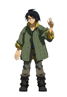 Kengo Kawanishi  as Mikazuki Augus