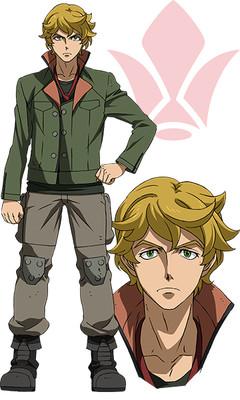 Yuichiro Umeharaas Eugene Seven Stark