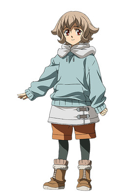 Hisako Kanemoto as Atra Mixta
