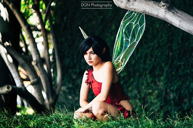 | Crysta | Just because you have speedlights lights doesn't mean you always have to use them. That's something I have a hard time remembering sometimes and that's why having amazing friends who know a thing or two about photography like @bytiffanychien helps from time to time. ____ Cosplayer | @catamancycosplay  Character | Crysta  Movie | Ferngully  Camera | Sony A7RII Lens | Sony 85mm f/1.8  Software | Adobe Lightroom  ___ Crysta is a curious young fairy and the main character of FernGully: The Last Rainforest and is also a major character in FernGully 2: The Magical Rescue. She is voiced by Samantha Mathis in the first movie and Laura Erlich in the sequel. ____  #lbcc #lbcc2017 #longbeachcomiccon #gaming #cosplayer #cosplaying #cosplayphotography#girlswhocosplay #pax #dragoncon #sacanime #saboten #supanova #mcmlondoncomiccon #londoncomiccon#animematsuri #ferngully #pixie #fairy #crysta #crystacosplay #fairycosplay