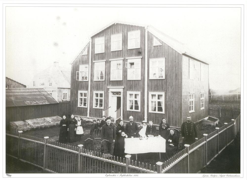 Hotel egilsen 1893 - Read the story of egilsen