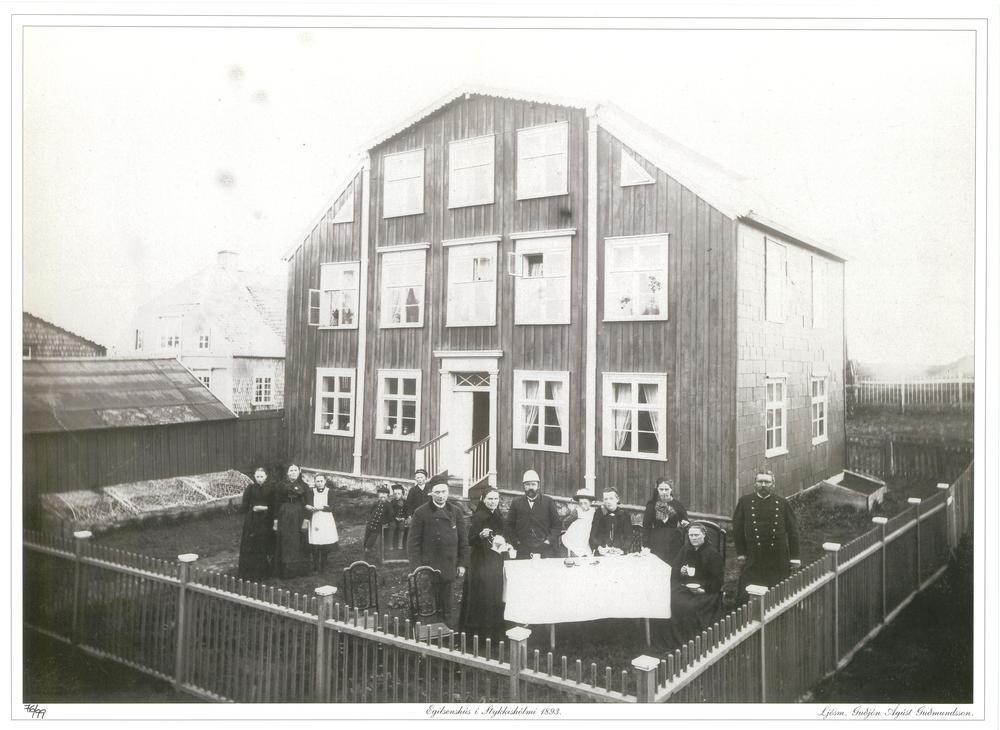 Hotel egilsen 1893 - Read the story of egilsen