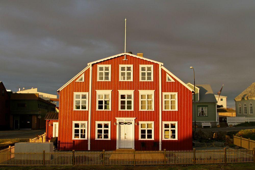 Hotel Egilsen 2012
