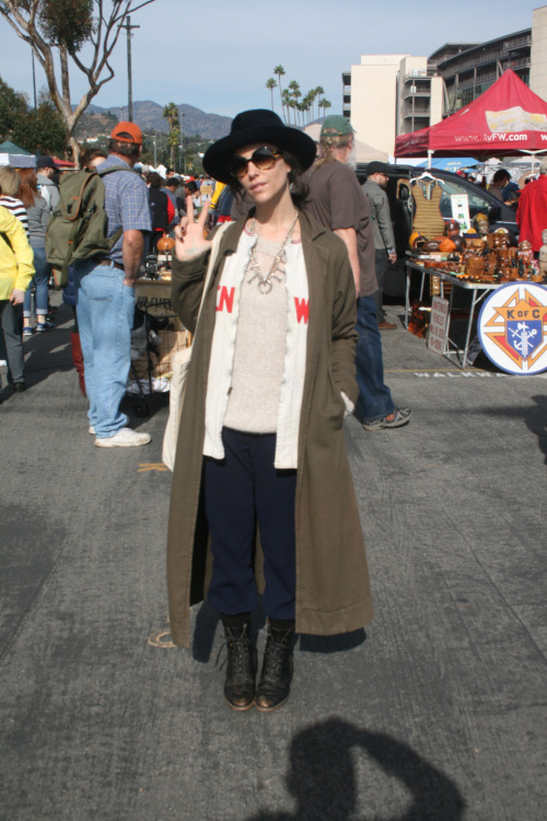 Rose Bowl Flea Market  Los Angeles, Ca  Neighborhood: Pasadena
