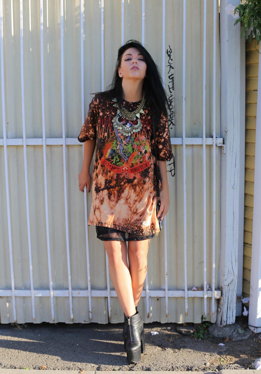 Friday Sydell ( Musician/Model)   @FridaySydell  --  North Hollywood  Los Angeles, Ca