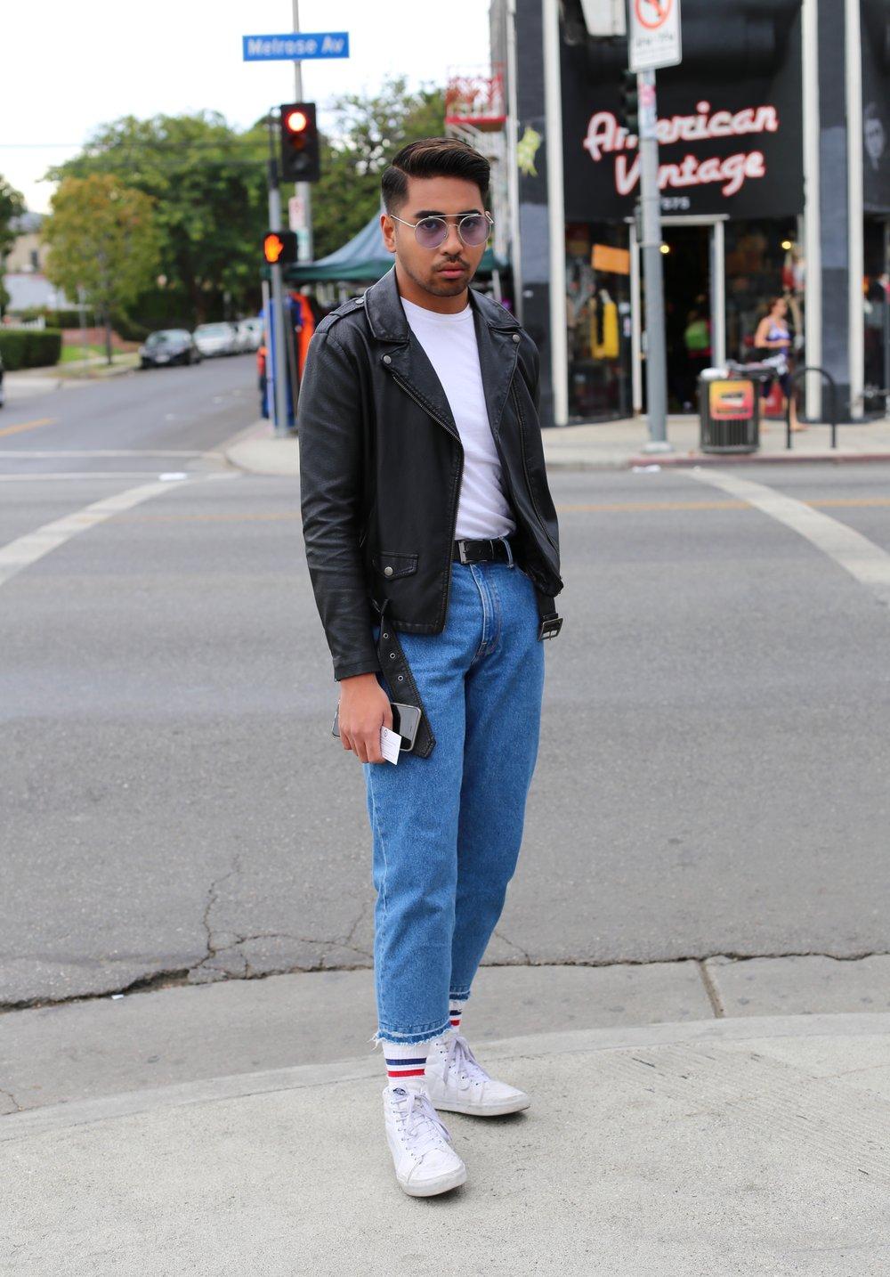 Melrose Avenue  Los Angeles, Ca  Neighborhood: West Hollywood