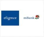 mBank, efigence
