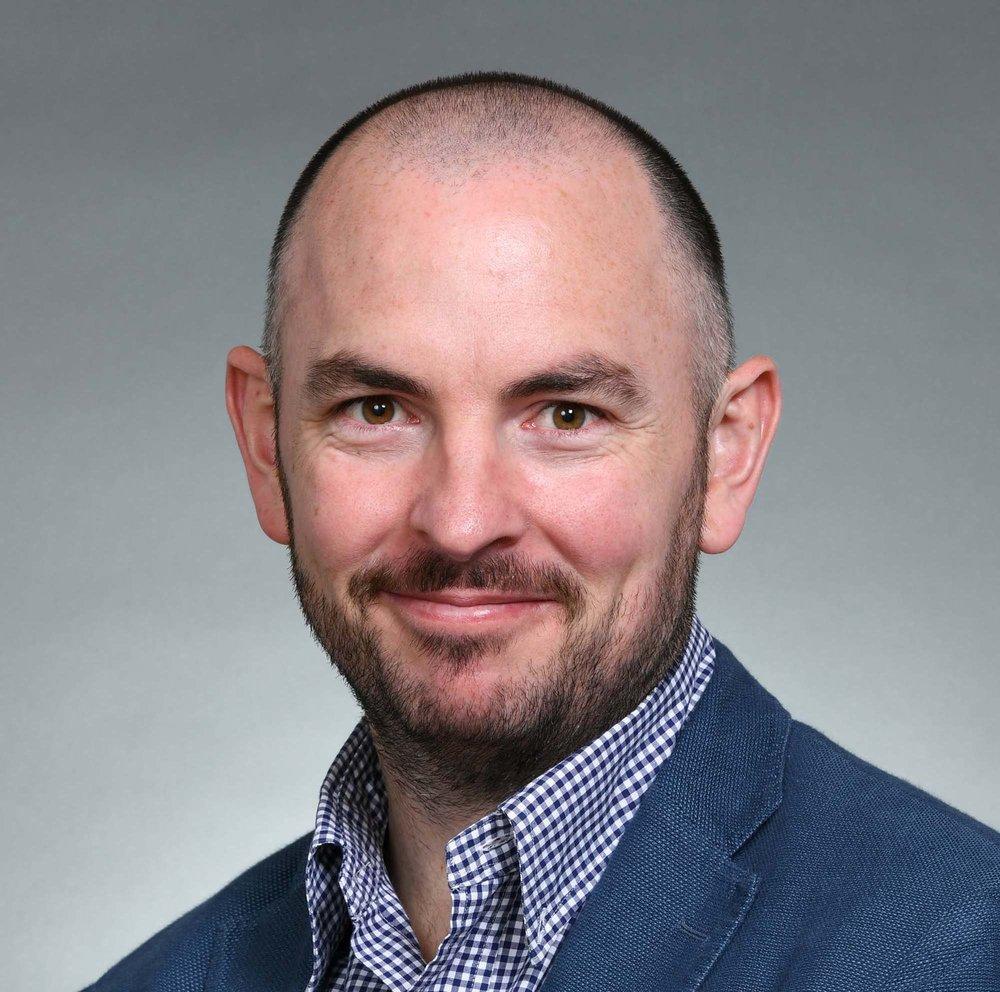 Liam Gilligan - eXellerator Lab, Standard Chartered Bank