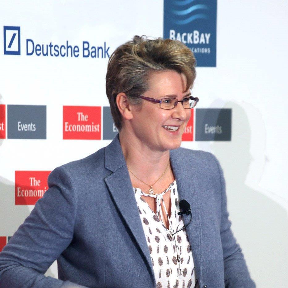 Elly Hardwick - Deutsche Bank