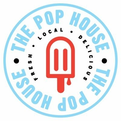 The Pop House** The Pop House makes craft popsicles from high quality, natural, and local ingredients. All pops are made from scratch from real fruit and fruit juices. You can find the pops on their awesome trike around the city.