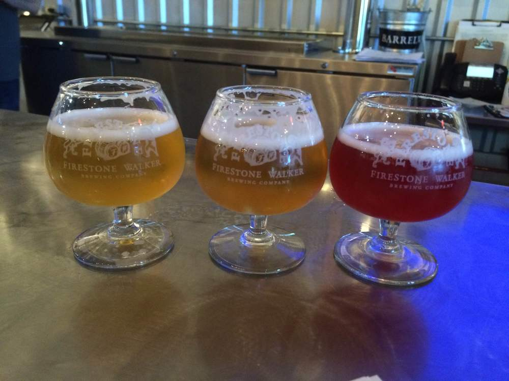Left to Right: Bretta Weisse, Bretta De Oro, Bretta Rose