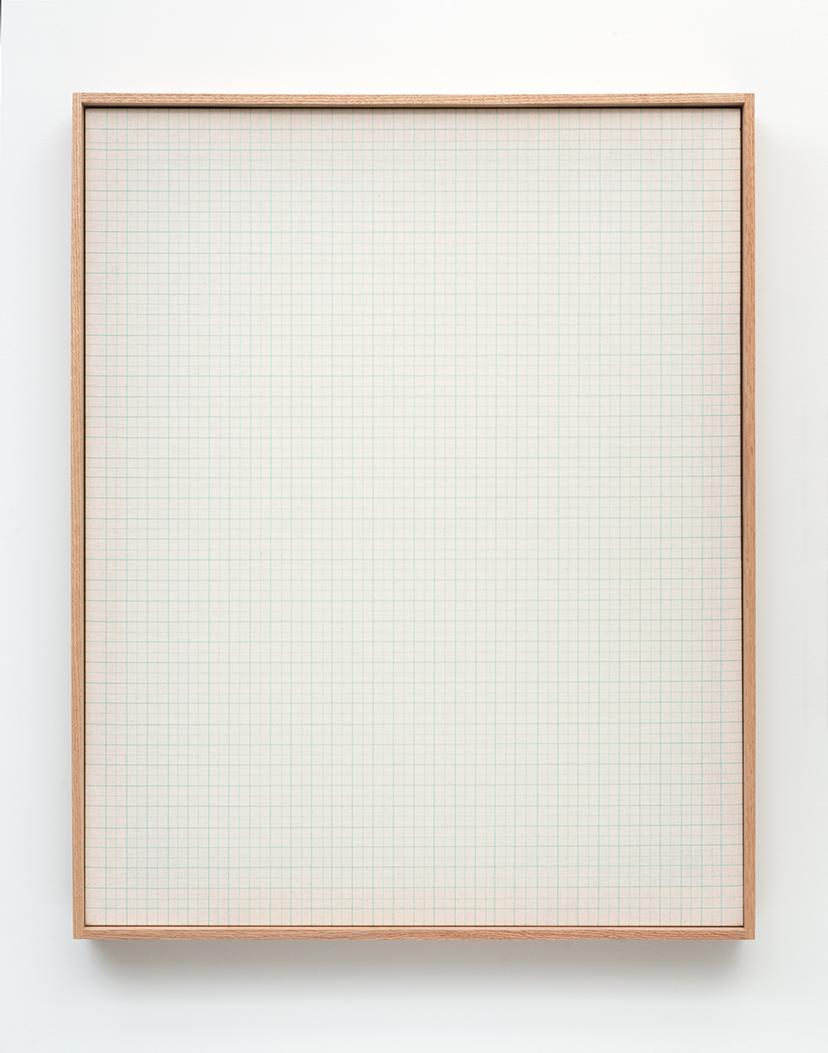 Aqua Graph<br>40 x 32 in.