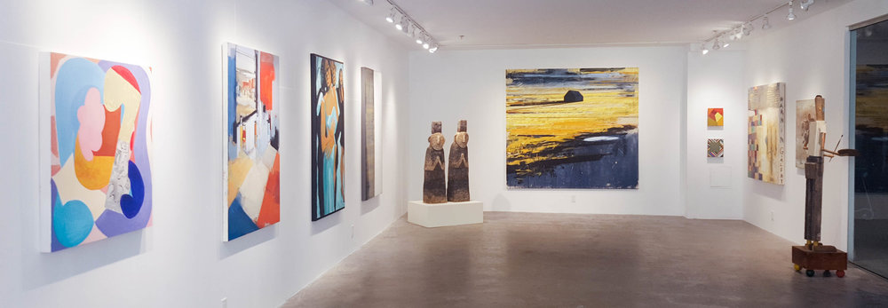 Abigail Ogilvy Gallery | Meredyth Hyatt Moses: An Eclectic View