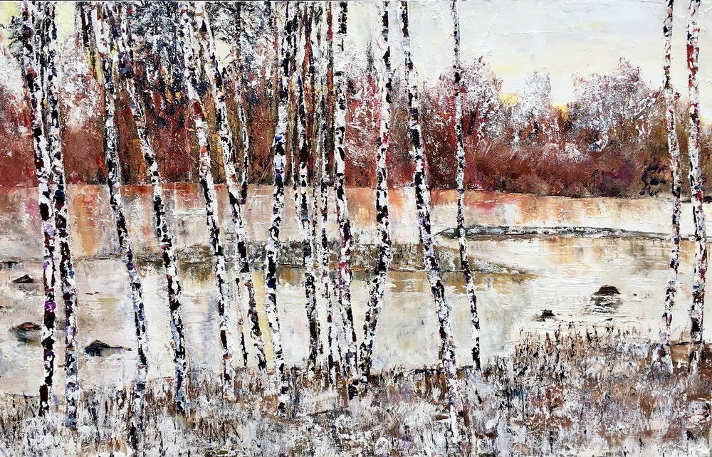 <i>First Dusting</i>, 2016<br>Julia S. Powell