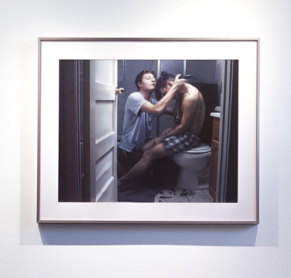 Samson, 2016 Benjamin Flythe Archival pigment print. 24 x 30 in. $2,500 (framed)