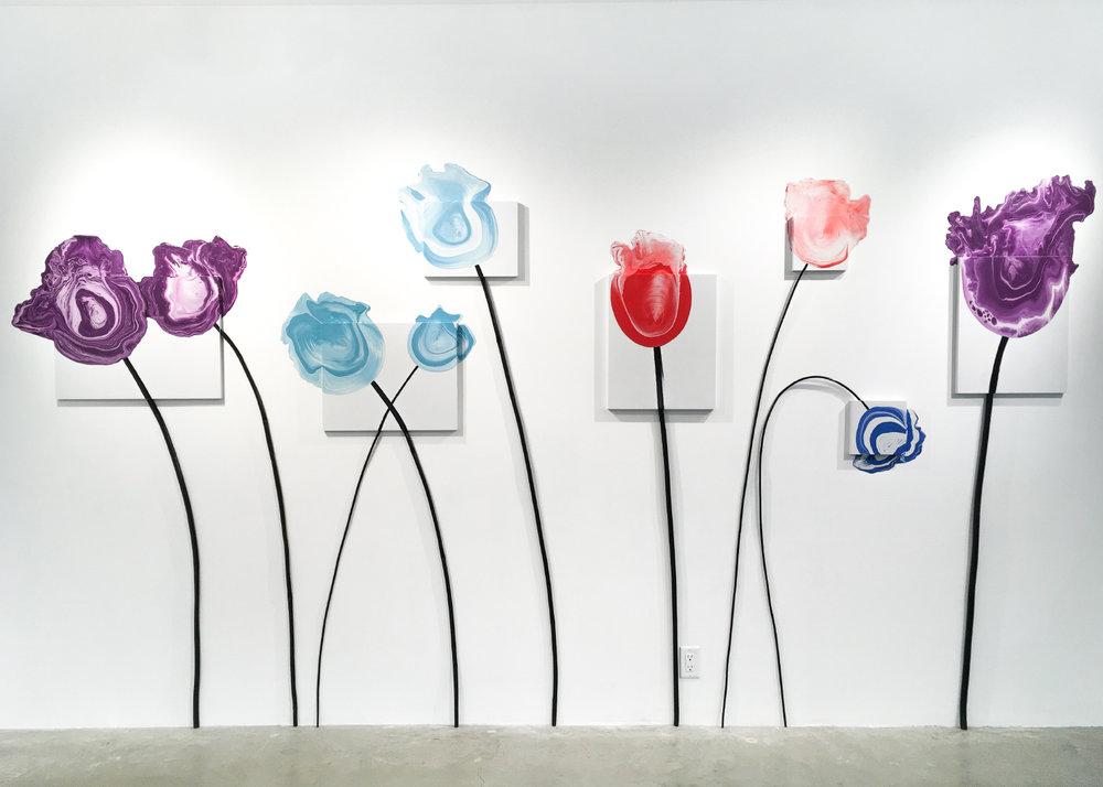 <i>Flowers</i><br>Ola Aksan