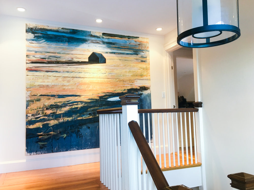 Carole Bolsey<br>Private Residence Lexington, MA