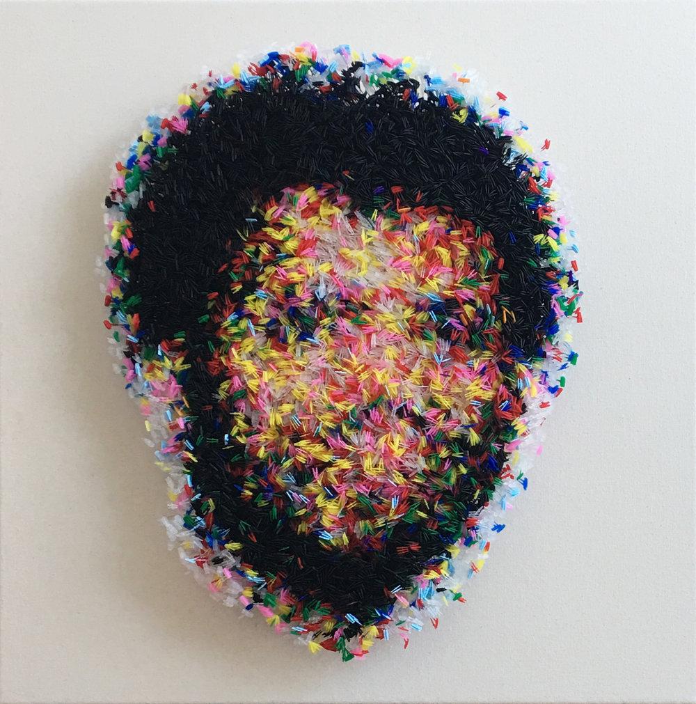 <b>Todd Pavlisko</b><br>Kareem Abdul-Jabaar<br>24 x 24 in.