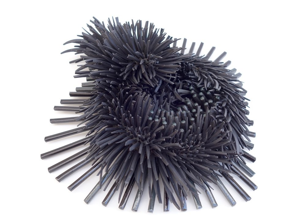 <b>Zemer Peled</b><br>Black Dream 3<br>10.5 x 10.5 x 5 in.