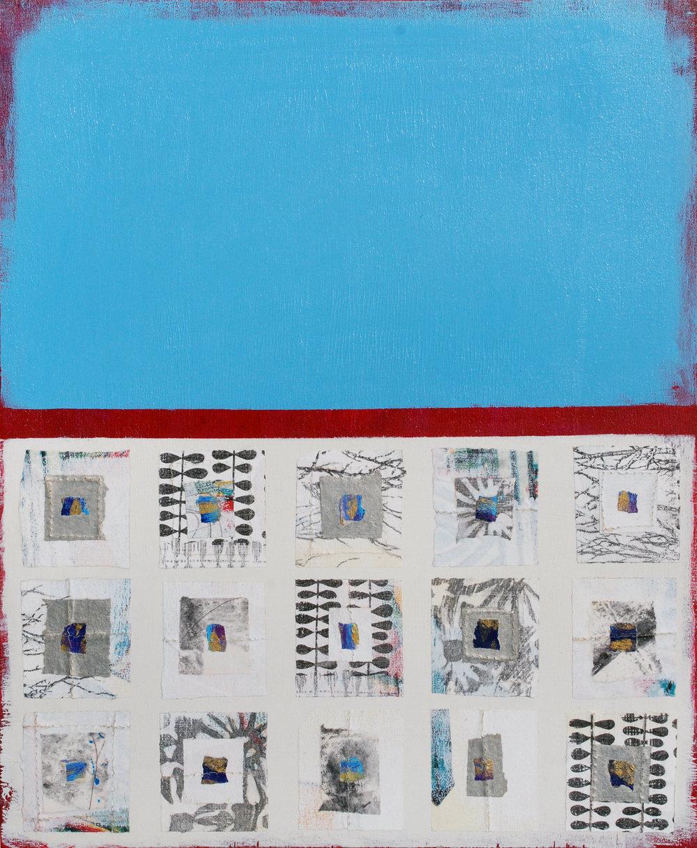 <b>Holly Harrison</b><br>Gentle on My Mind<br>20 x 16 in.