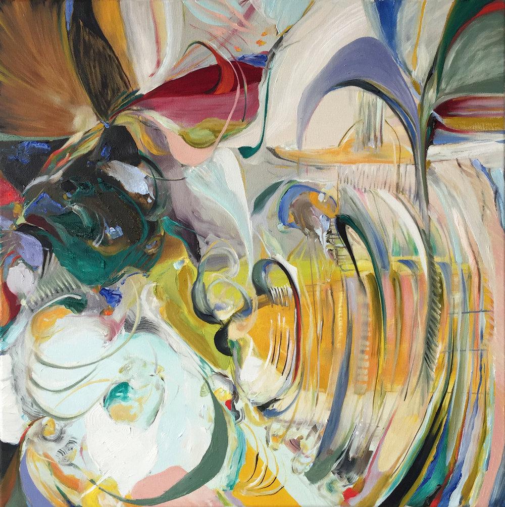<b>Natalia Wróbel</b><br>The Birth of Feeling<br>23.6 x 23.6 in.