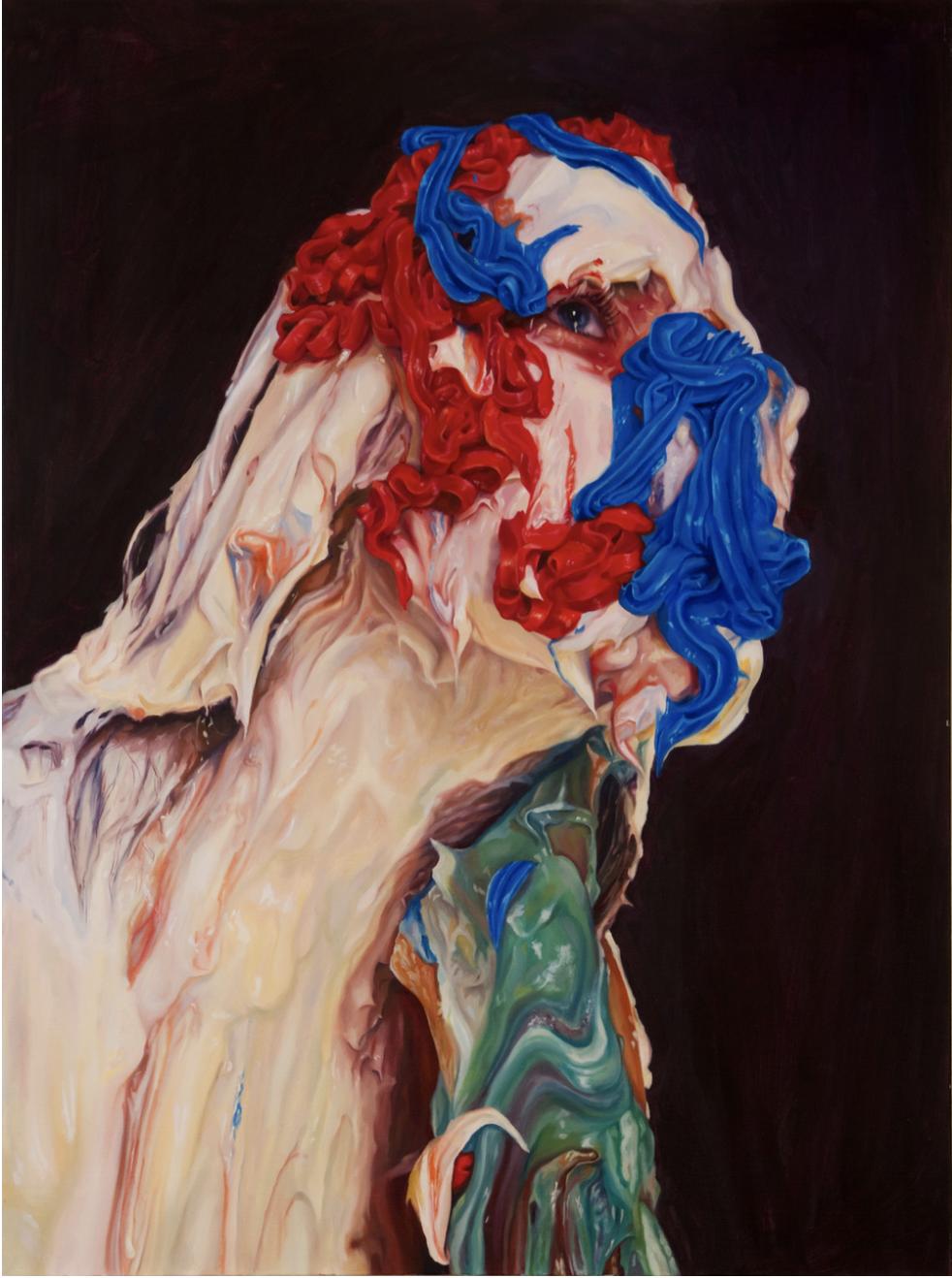 <br><b>Marisa Adesman</b><br>Sweet Pomona<br>40 x 30 in.