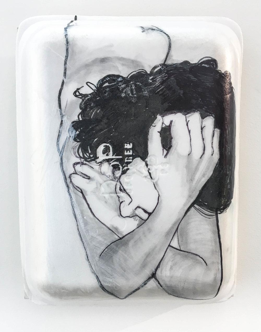 <b>Julianne Wallace Sterling</b><br>Untitled 1<br>10.5 x 8 in.