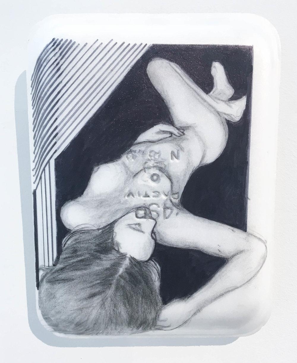 <b>Julianne Wallace Sterling</b><br>Untitled 2<br>9 x 7 in.