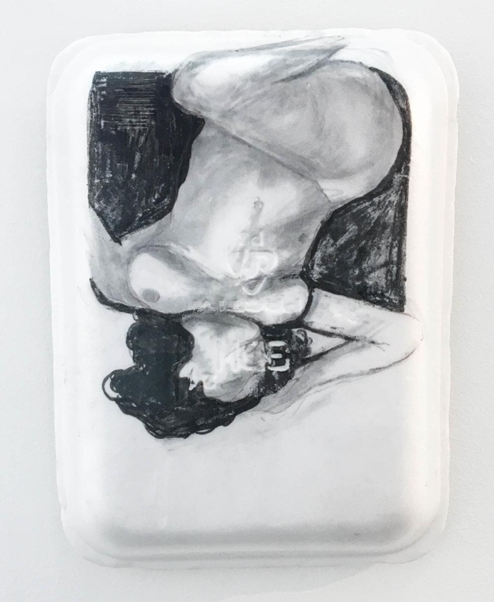 <b>Julianne Wallace Sterling</b><br>Untitled 3<br>9 x 7 in.