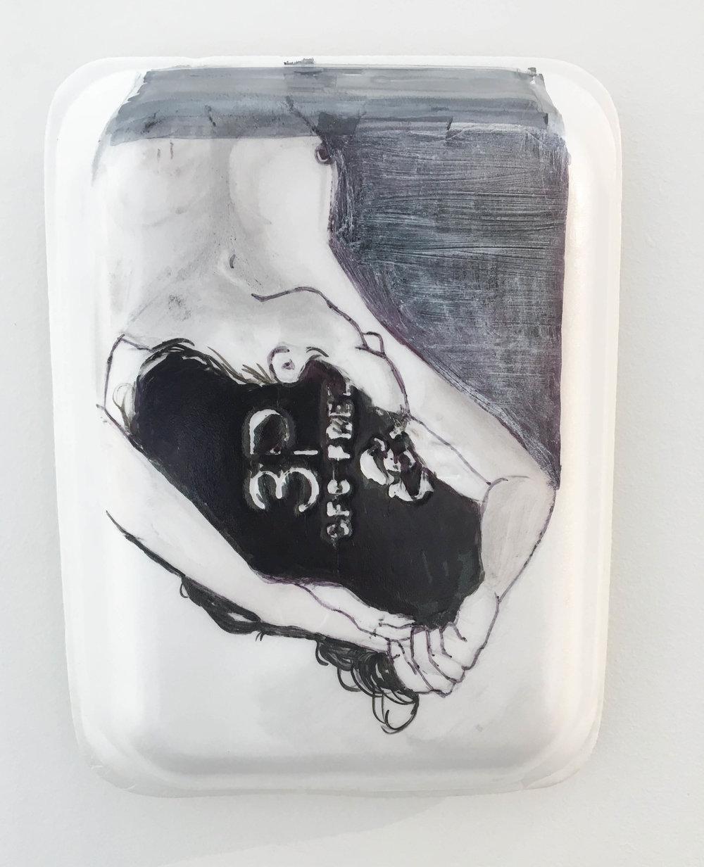 <b>Julianne Wallace Sterling</b><br>Untitled 4<br>9 x 7 in.