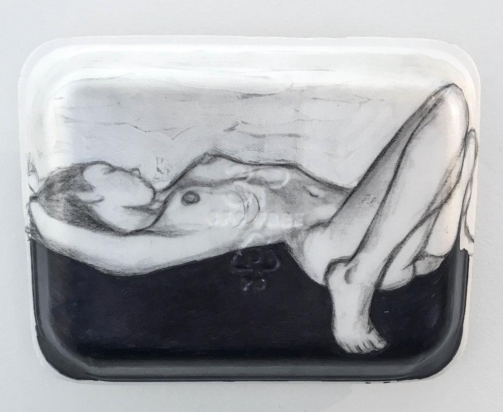 <b>Julianne Wallace Sterling</b><br>Untitled 5<br>7 x 9 in.