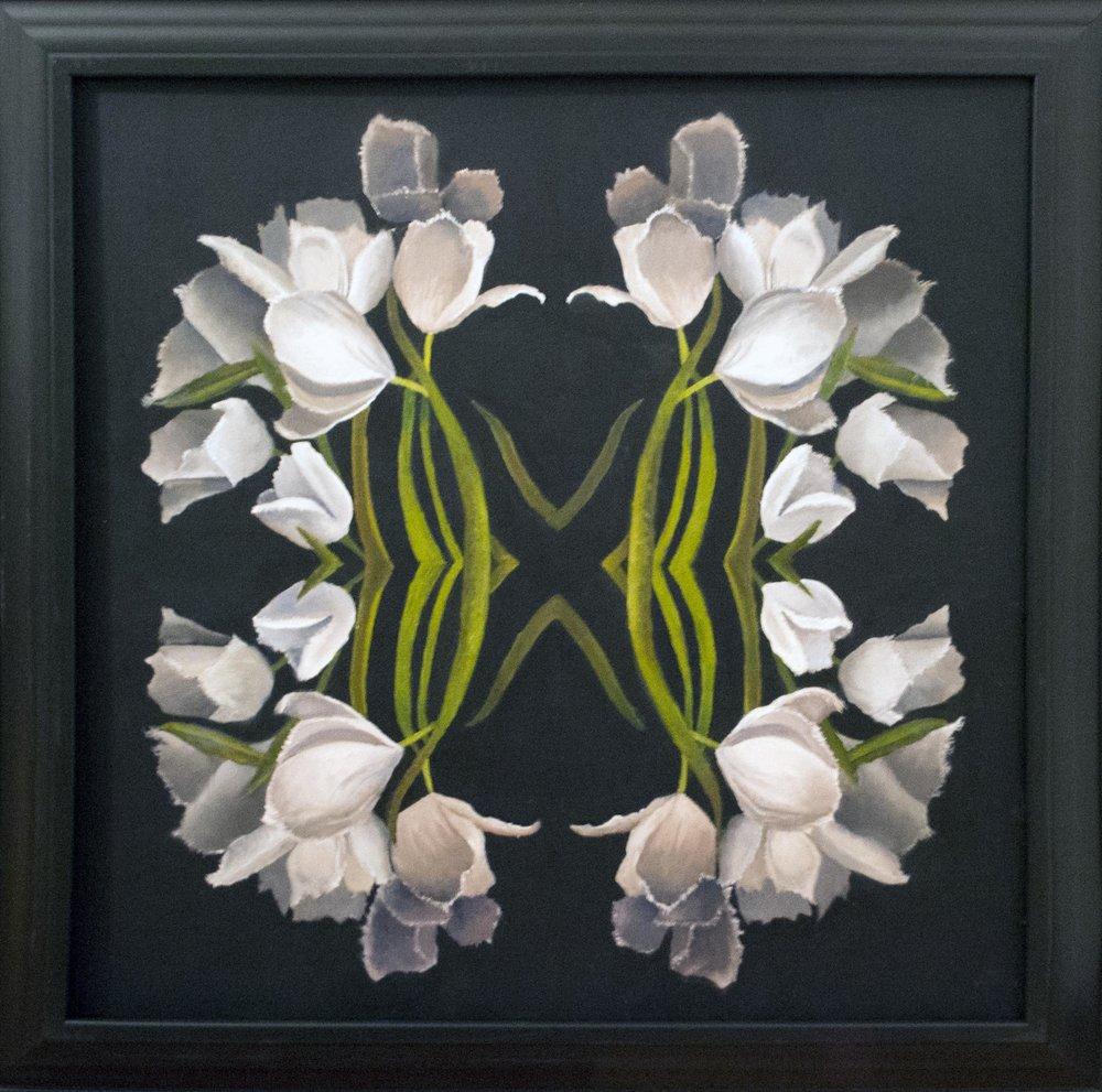 Tulip Reflections, Vanessa De Zorzi