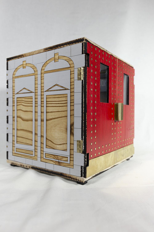 Boston Athenaeum Box