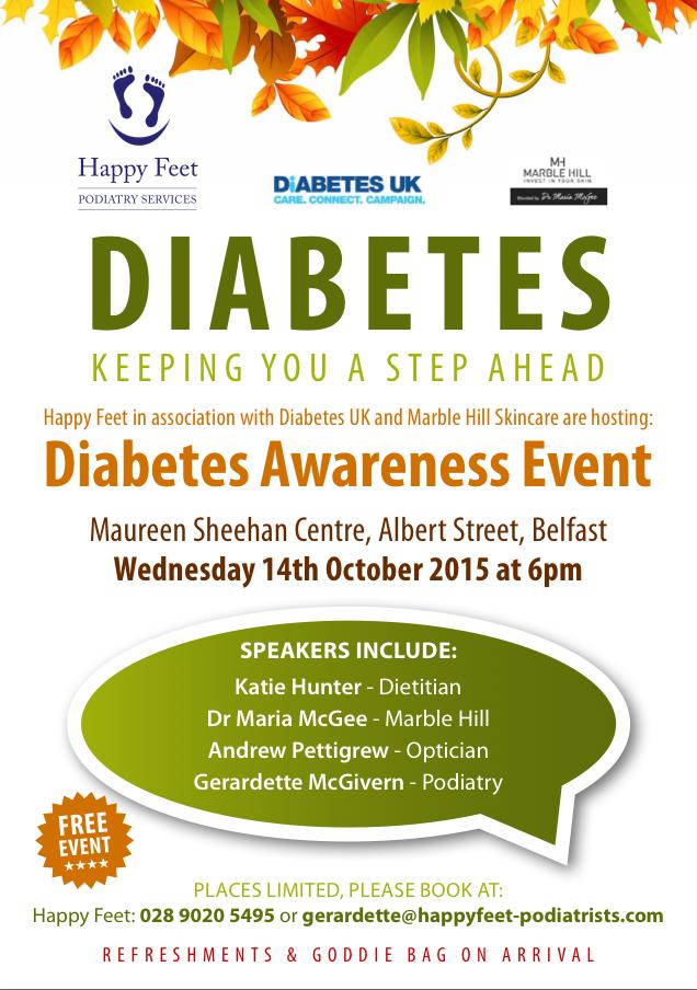 diabetes awareness event