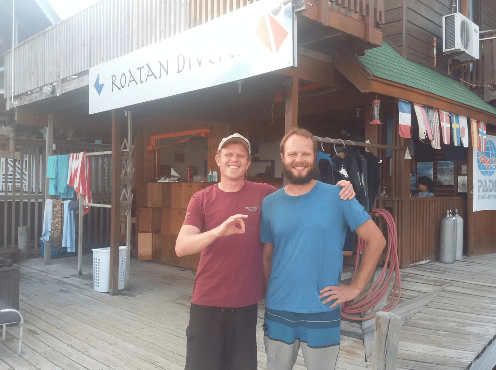 PADI Advanced Open Water Diver Roatan Divers