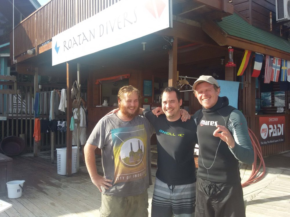 PADI Open Water Diver e-Learning Roatan