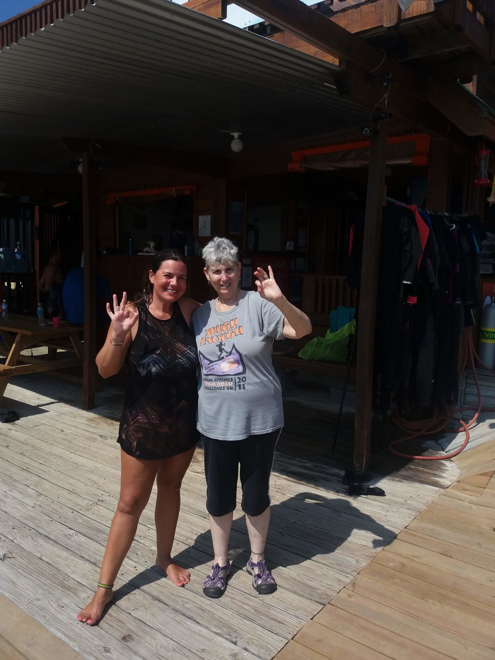 Advanced Open Water course Roatan Divers