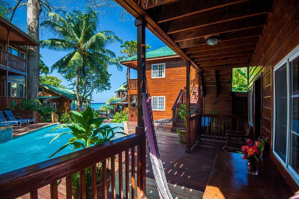 Blue Bahia Resort Roatan Divers Sandy Bay